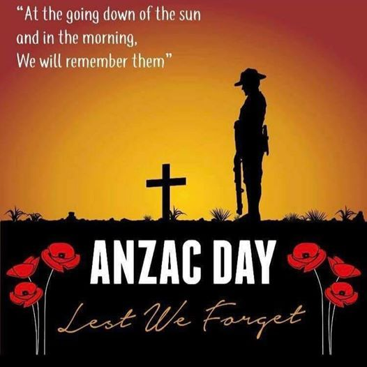 Anzac Day Information